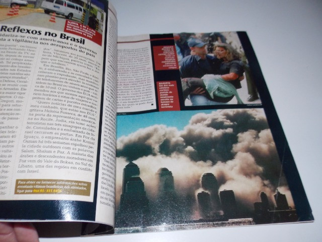 Revista Época 11 De Setembro - Foto 2