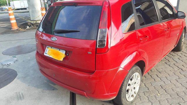 Fiesta 1.6 completo com GNV  - Foto 3