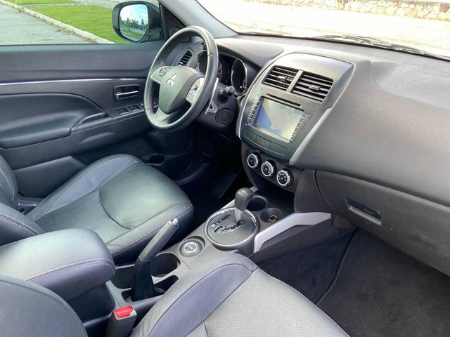 Mitsubishi ASX 2.0 AWD CVT - Foto 11