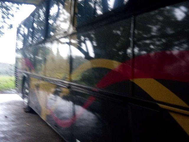 Onibus rodoviario marcopolo 91 novo - Foto 12