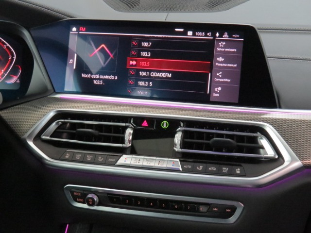 X5 3.0 XDrive 30D M Sport Turbo Diesel 2020 10.900Km - Foto 13
