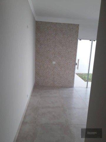 Casa com 2 dormitórios à venda, - Jardim Ouro Branco - Paranavaí/PR - Foto 7