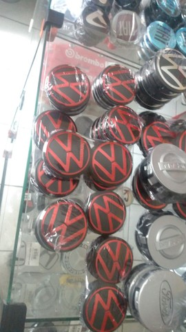 Centro de roda Volkswagen - Foto 4
