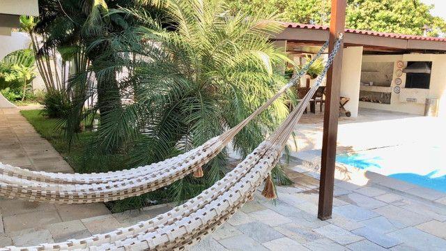 RBA Vendo casa na Praia de Serrambi, cond, fechado, terreno 15x30, 6 suítes, lazer! - Foto 7