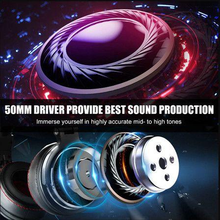 Fone Oneodio com fio profissional estúdio pro dj - Foto 2