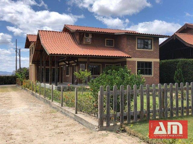 Casa com 6 dormitórios à venda, 350 m² por R$ 550.000,00 - Novo Gravatá - Gravatá/PE - Foto 12