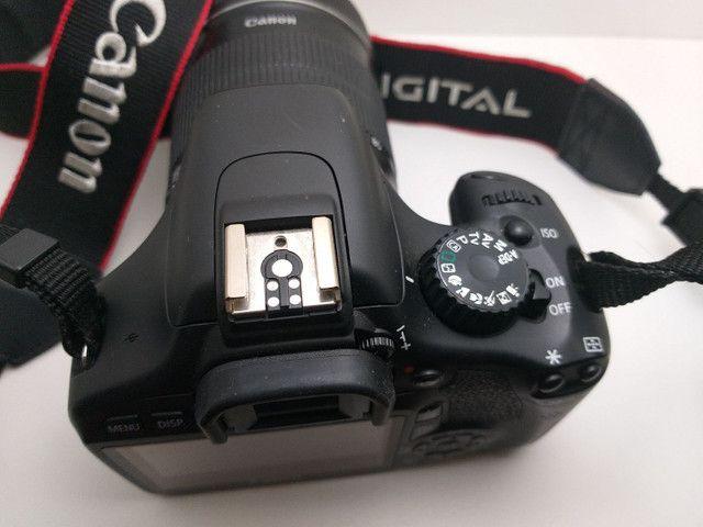 Câmera Canon EOS 550 D  - Foto 2