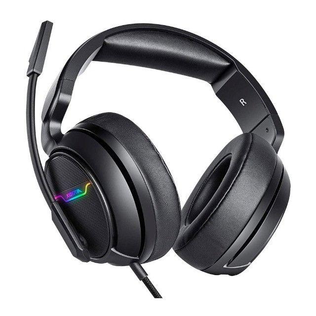 Headset Gamer Xiberia V20 P2 + USB - Foto 3