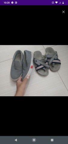 Calçados masculino 41