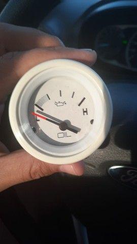 Relógio de óleo motor mercury