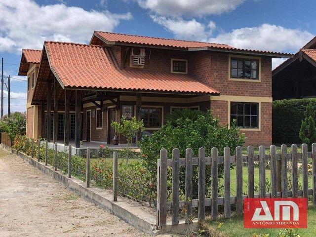 Casa com 6 dormitórios à venda, 350 m² por R$ 550.000,00 - Novo Gravatá - Gravatá/PE - Foto 15