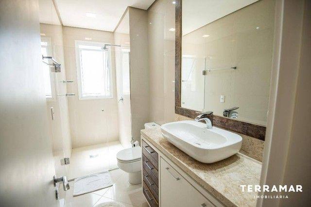 Apartamento com 3 dormitórios para alugar, 229 m² por R$ 10.000/mês - Centro - Novo Hambur - Foto 10