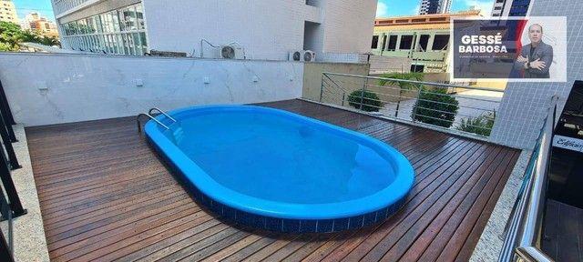 Apartamento em Manaíra João Pessoa a 100 metros do mar. - Foto 10