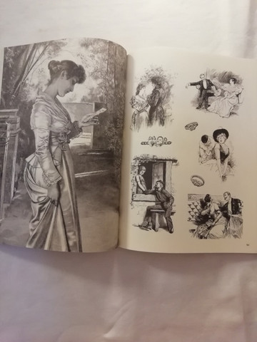 Old-Fashioned Love and Romance: A Pictorial Archive from 19th-Century Sources - Foto 2