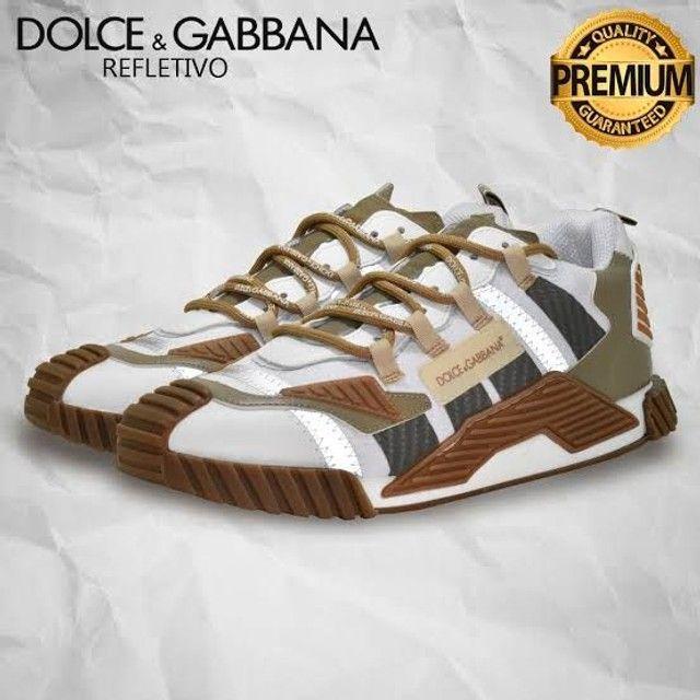 Tênis Dolce e Gabbana N 43