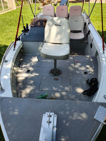 Lancha MG 190 Fishing 90hp Yamaha 2010 - Foto 16
