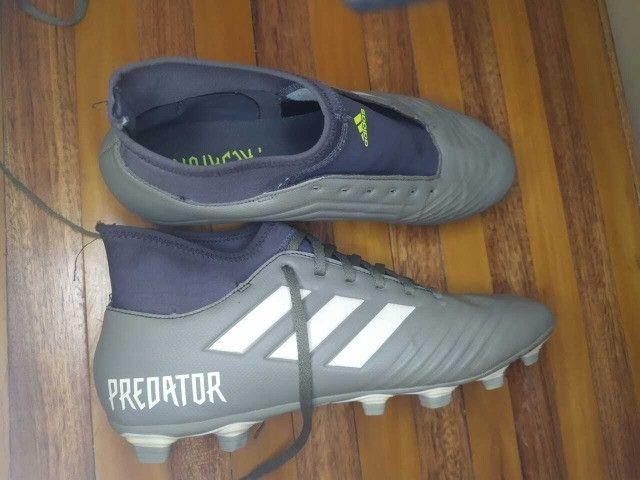 Chuteira Adidas Predator 19.4 S tf  Nº 43 Original
