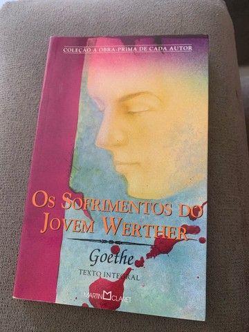 Os sofrimentos do jovem Werther