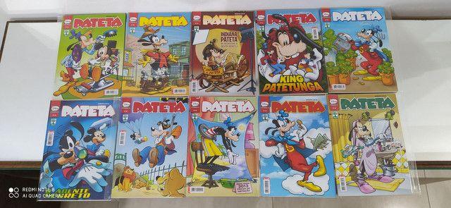 Coleção gibis pateta 3 série 1 ao 86 exceto edição 39- 75 e 82  - Foto 3
