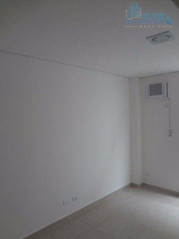 Sala para alugar, 11 m² por R$ 1.000,00/mês - Macuco - Santos/SP - Foto 4