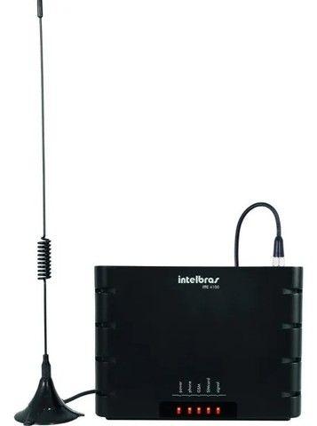 Interface Celular Gsm Quadiband Intelbras Itc 4100 - Foto 2