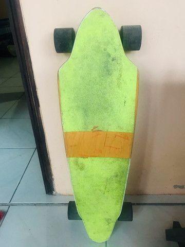 Longboard Skate - Foto 2