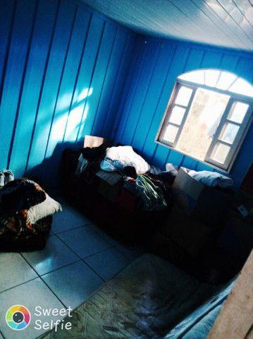 Vendo casa desmembrado como está nas fotos quitada registro de imóvel escriturada - Foto 6