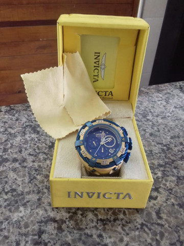 Relógio invicta - Foto 2
