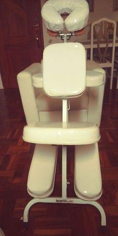 Vendo cadeira de Shiatsu.  - Foto 6