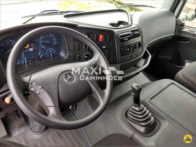 MB Atego 2426 6x2 Truck OKM Completo Pronta entrega - Foto 11