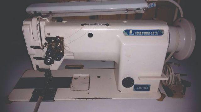 Maquina de abrir costura