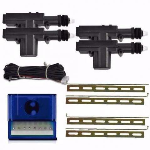 Kit Trava Elétrica universal(2 ou 4 portas)