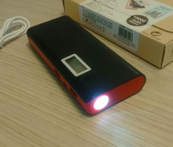Bateria externa pineng - power bank 10.000 mah original
