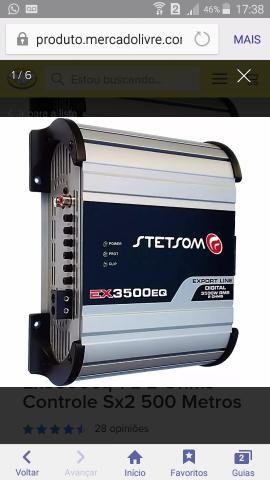 Modulo amplificador stetsom ex3500eq