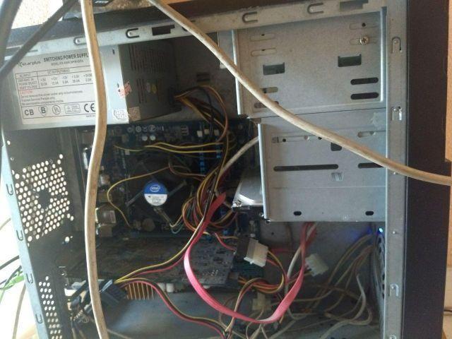 Computador i3 3.40GHz - 16GB Ram - 500GB HD - 512MB Placa de Vídeo