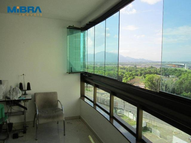 Apartamento residencial à venda, Mata da Praia, Vitória.