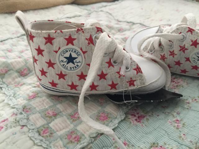 Tênis All Star Converse baby 18