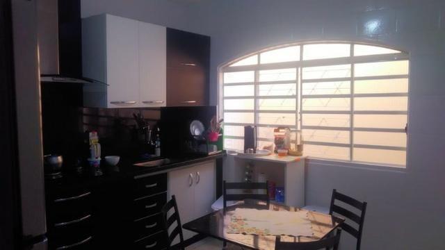 Excelente casa 3 qts, suíte na QR 310 Santa Maria, com laje, pintura nova! TOP !!! - Foto 14