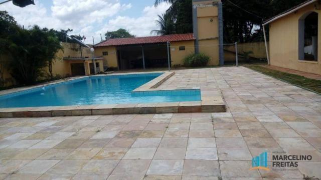 Chácara com 4 dormitórios à venda, 3960 m² por R$ 1.900.000 - Guaribas - Eusébio/CE - Foto 2