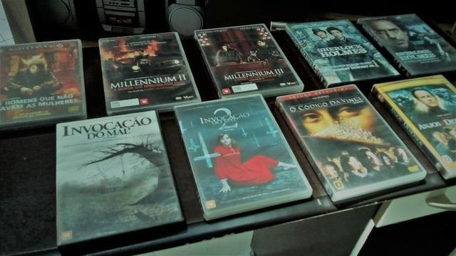 DVD's Original de Filmes e Series