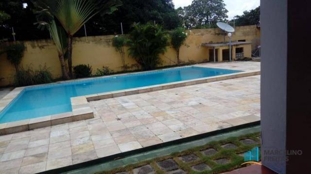 Chácara com 4 dormitórios à venda, 3960 m² por R$ 1.900.000 - Guaribas - Eusébio/CE - Foto 5