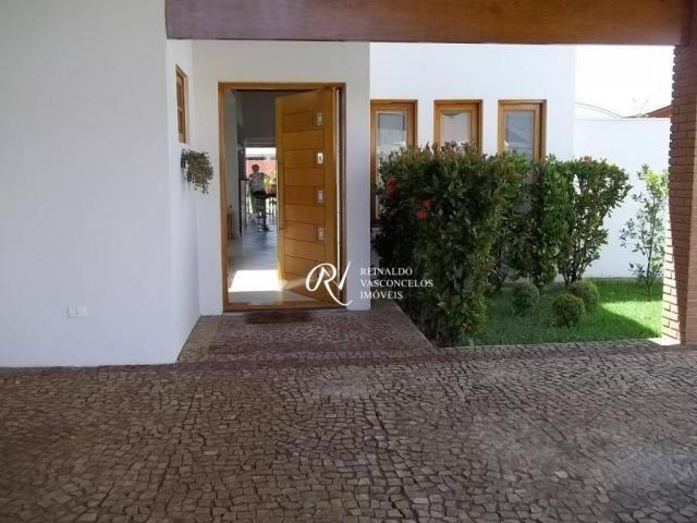 Mirante do vale-casa com 4 dormitórios (2 stes), 330 m² e maravilhosa área de lazer com pi - Foto 2