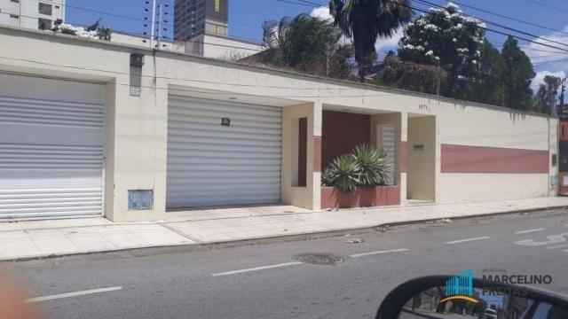 Casa com 4 dormitórios à venda, 523 m² por R$ 2.200.000,00 - Parquelândia - Fortaleza/CE