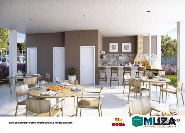 Apartamento residencial à venda, Messejana, Fortaleza. - Foto 7