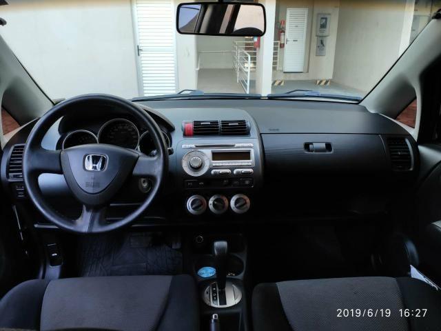 Honda Fit EX 1.5 automático 2006/2007 - Foto 12