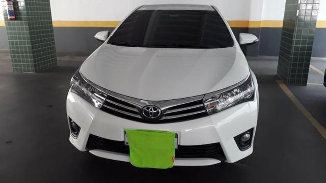 Corolla 2017 Xei 2.0 + GNV - MUITO NOVO - particular - carro de garagem - 43550km - Foto 14