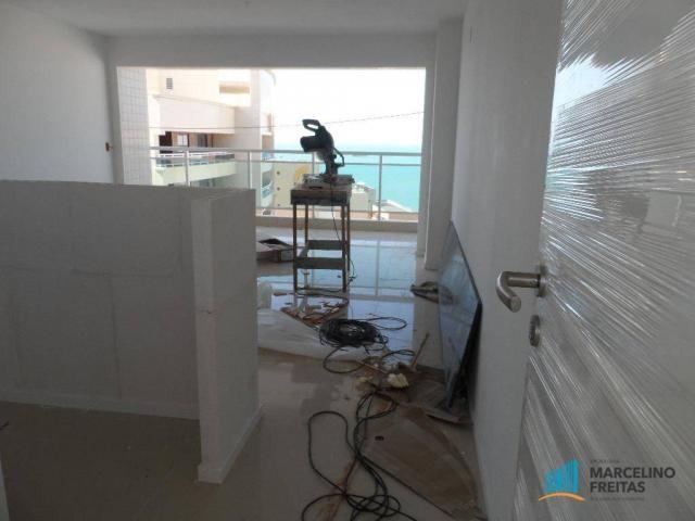 Apartamento residencial à venda, Meireles, Fortaleza - AP2772. - Foto 10