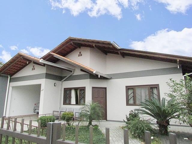 Casa à venda com 4 dormitórios em Pirabeiraba, Joinville cod:10288