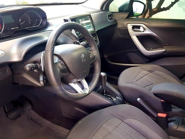 Peugeot 208 1.6 Griffe 16V Flex 4P Automático - Impecável -Oportunidade imperdivel - Foto 6