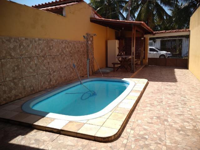 Casa de praia Barra de São Miguel